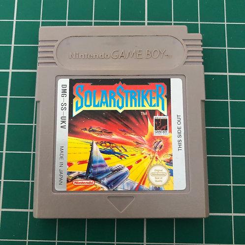 Solar Striker - Original Gameboy