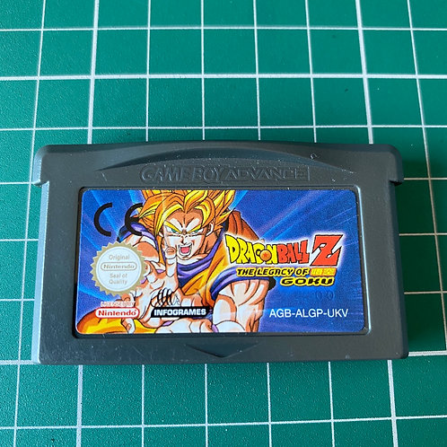 Dragonball Z The Legacy of Goku - Gameboy Advance