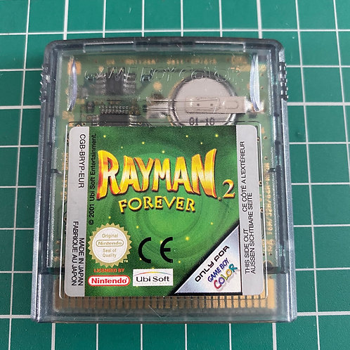 Rayman 2 Forever - Gameboy Colour