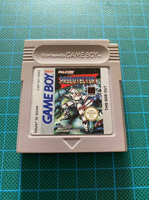 Probotector - Original Gameboy