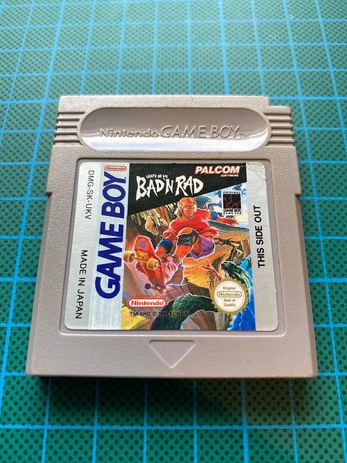 Bad N Rad - Original Gameboy