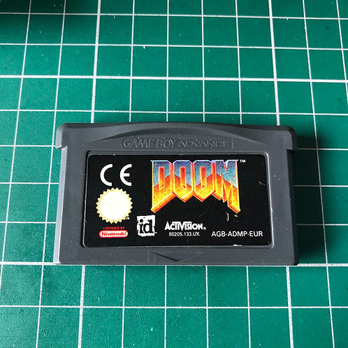 Doom - Gameboy Advance