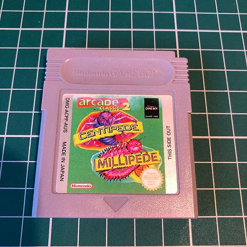 Arcade Classics 2 Centipede & Millipede - Original Gameboy