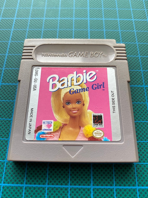 Barbie Game Girl - Original Gameboy