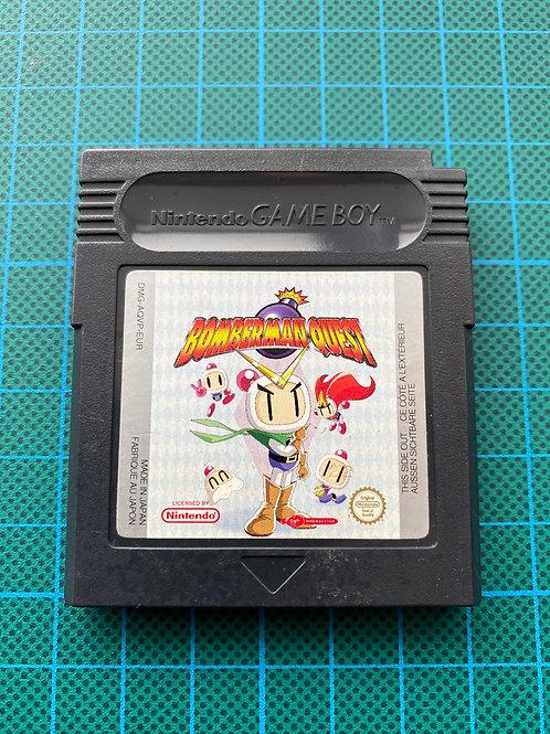 Bomberman Quest - Gameboy Colour