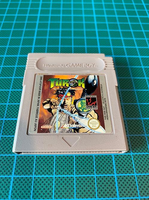 Turok - Original Gameboy