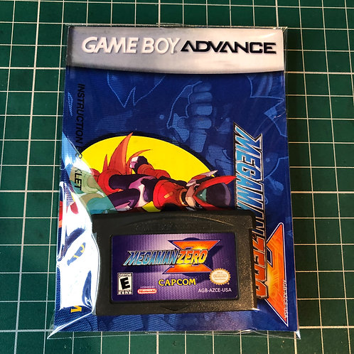 Megaman Zero - Gameboy Advance