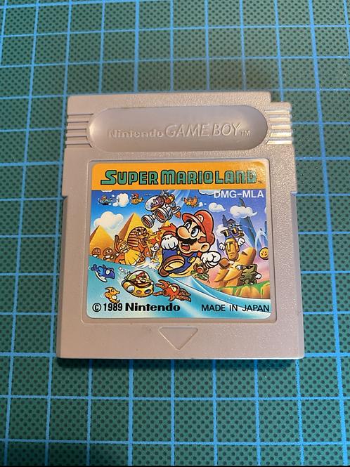Super Mario Land - Japanese Original Gameboy