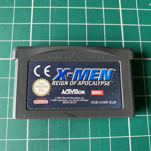 X-Men Reign of Apocalypse - Gameboy Advance