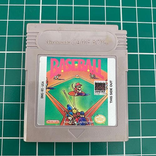 Baseball - Original Gameboy
