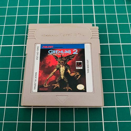 Gremlins 2 - Original Gameboy