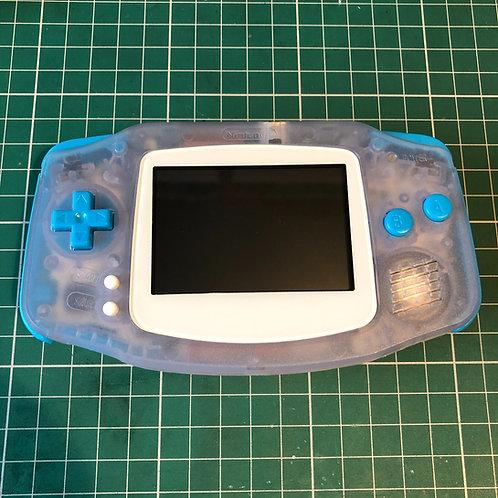 "Gameboy Advance Console ""iceman"""