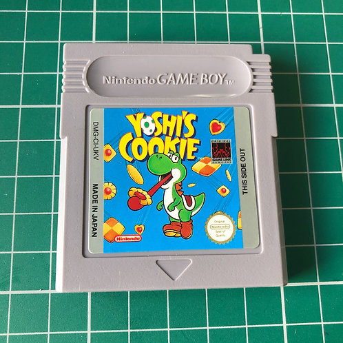 Yoshi's Cookie - Original Gameboy