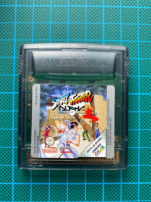 Street Fighter Alpha - Gameboy Colour