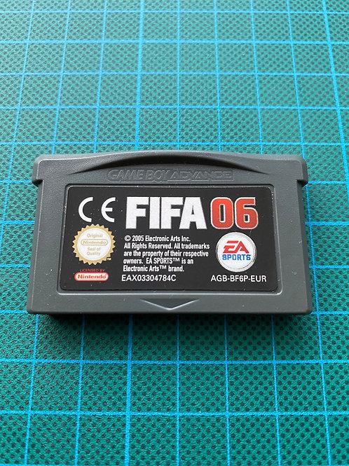 Fifa 06 - Gameboy Advance