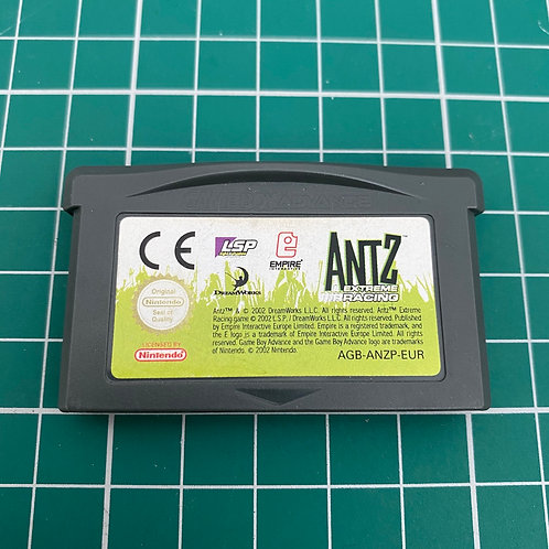 Antz Extreme Racing - Gameboy Advance