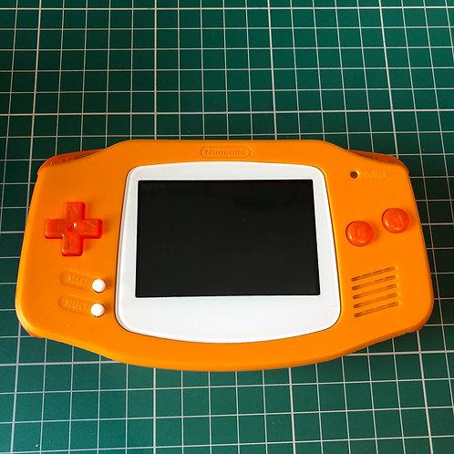 "Gameboy Advance ""Tangerine Time"""