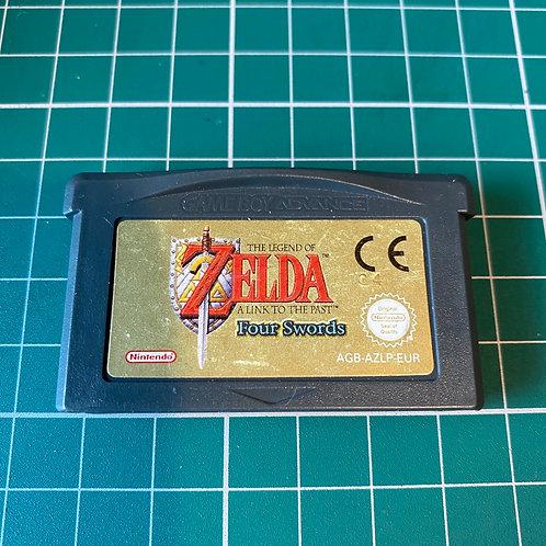 Zelda Link to the Past / Four Swords - Gameboy Advance