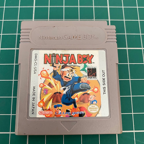 Ninja boy - Original Gameboy