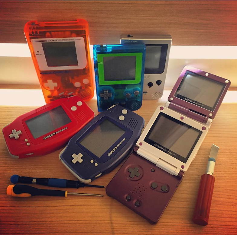 Gameboy Repair and Upgrade Service