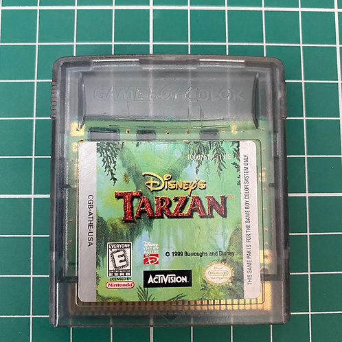 Disney's Tarzan - Gameboy Colour