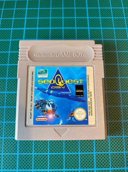 Sea Quest DSV - Original Gameboy