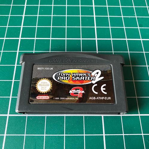 Tony Hawk's Pro Skater 2 - Gameboy Advance