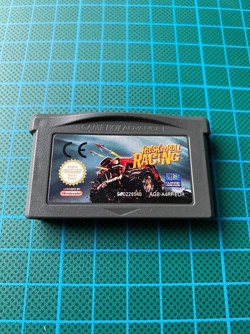 Rock n Roll Racing - Gameboy Advance