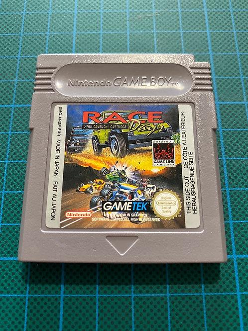 Race Days - Original Gameboy