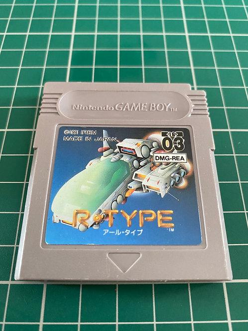 R-Type - Japanese Original Gameboy