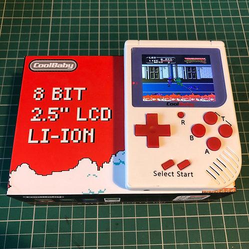 8bit Retro Handheld