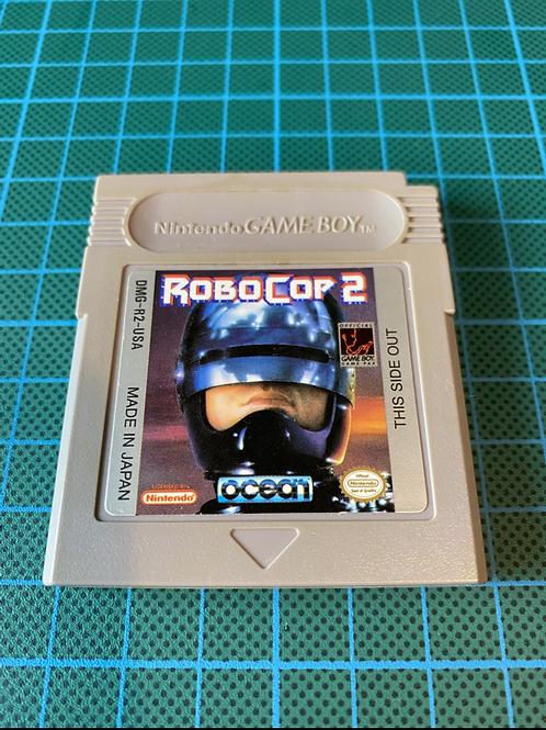 Robocop 2 - Original Gameboy