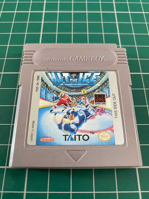 Hit the Ice - Original Gameboy