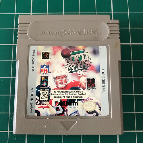 NFL Quarterback Club 96 - Original Gameboy