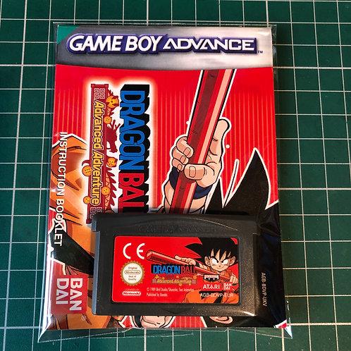 Dragonball Advanced Adventure - Gameboy Advance