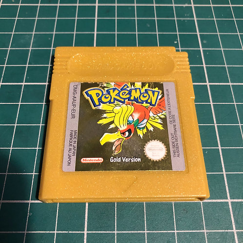 Pokemon Gold - Original Gameboy