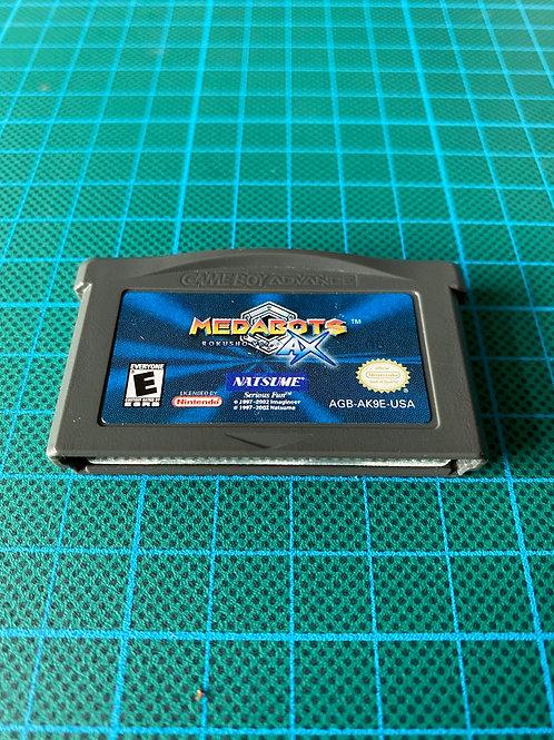 Medabots AX - Gameboy Advance