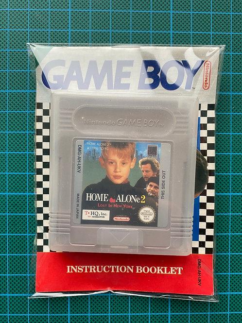 Home Alone 2 - Original Gameboy