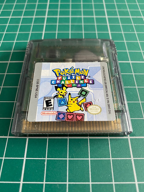 Pokemon Puzzle Challenge - Gameboy Colour