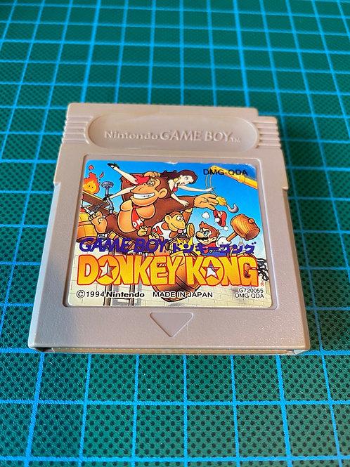 Donkey Kong - Japanese Original Gameboy