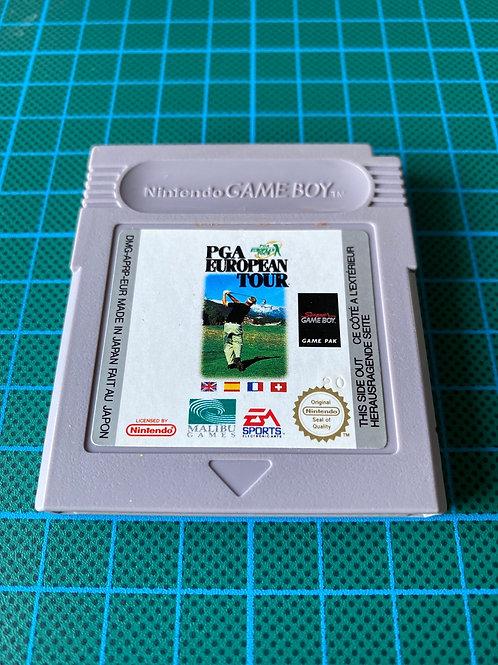 PGA European Tour - Original Gameboy