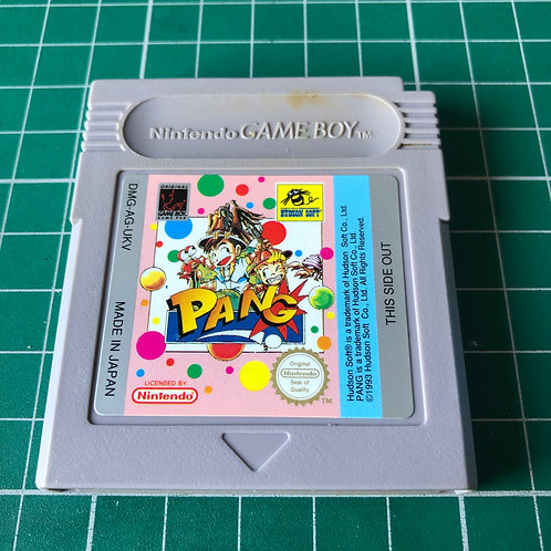 Pang - Original Gameboy
