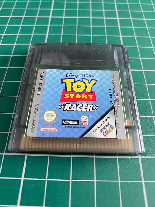 Toy Story Racer - Gameboy Colour