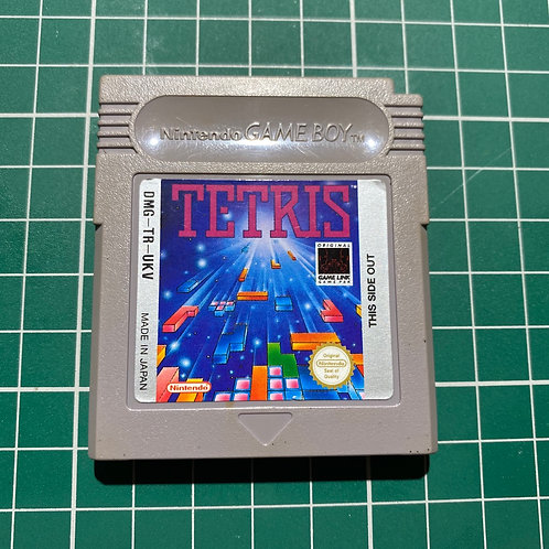 Tetris - Original Gameboy