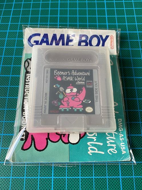 Boomer's Adventure in Asmik World - Original Gameboy