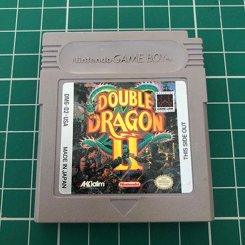 Double Dragon II - Original Gameboy