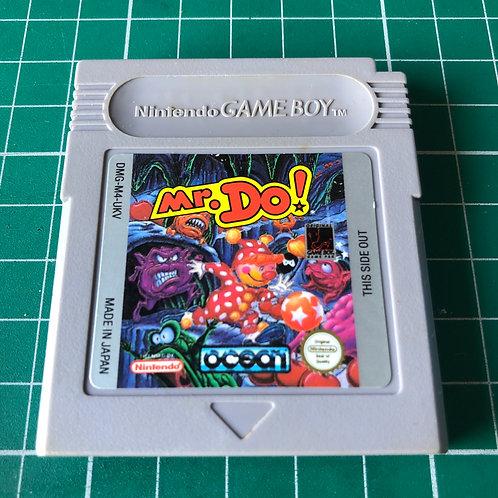 Mr Do - Original Gameboy