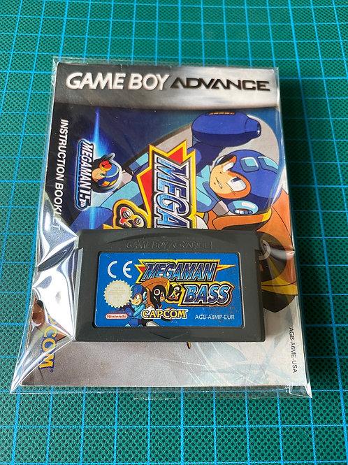 Megaman & Bass - Gameboy Advance
