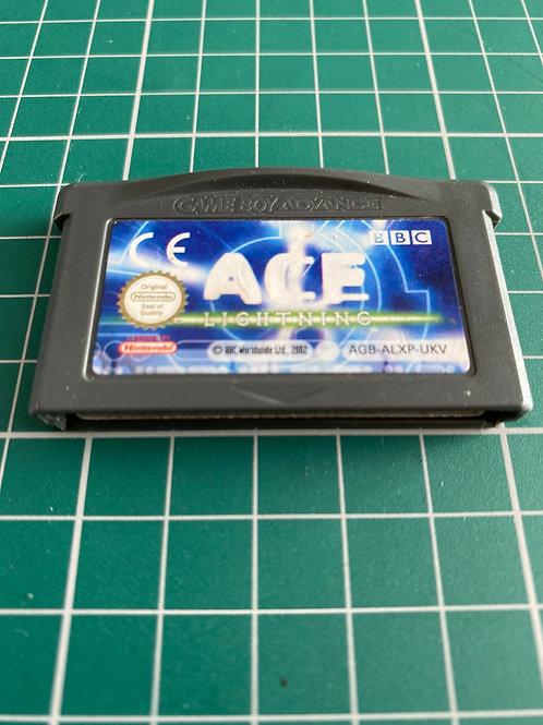 Ace Lightning - Gameboy Advance