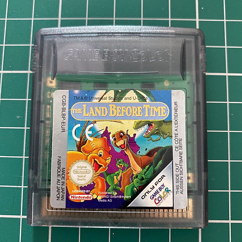 The Land Before Time - Gameboy Colour